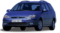 Ford Focus Break 1.8 Benzină